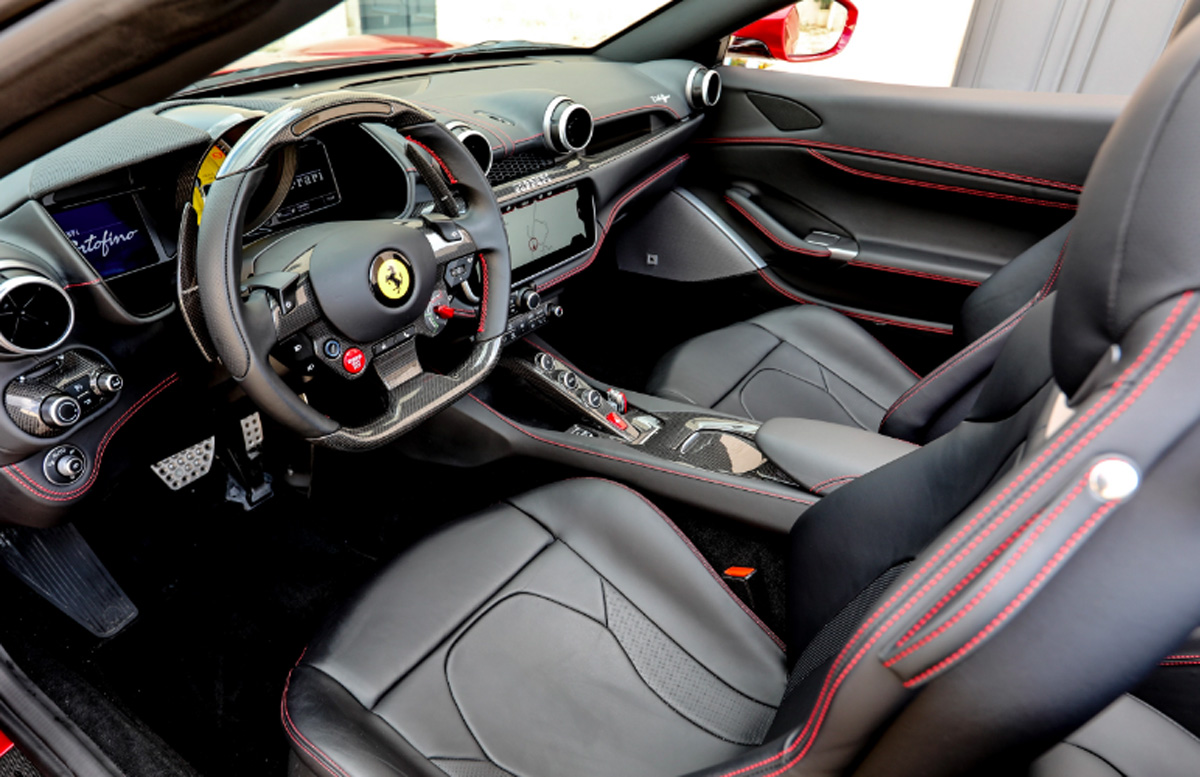Ferrari California Portofino