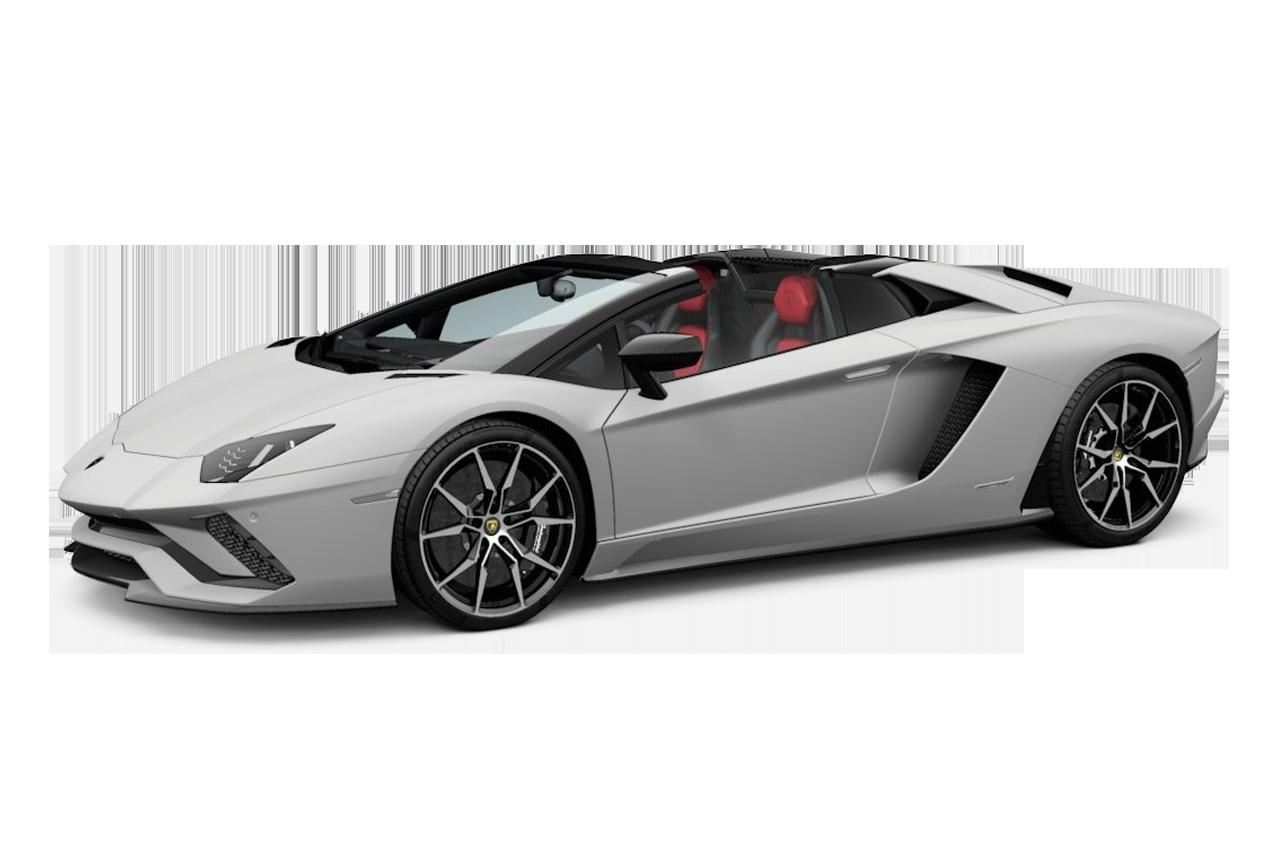 Lamborghini Aventador S LP 740R.