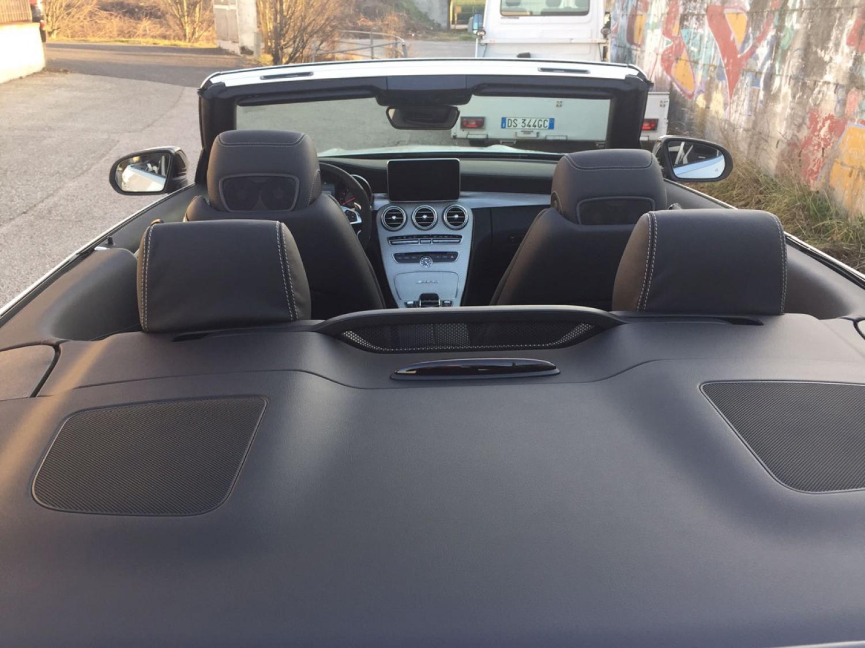 Mercedes C63 S AMG