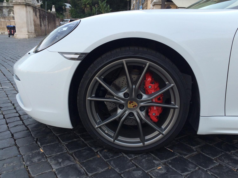 Porsche 718S PDK - Spider